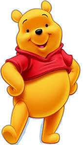 Put Some Pants On....Town Objects to Pooh