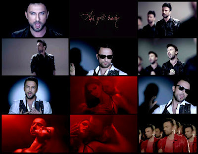 Screencaps from Ask Gitti Bizden Music Video