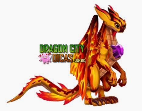 Dragão de Fogo Secreto