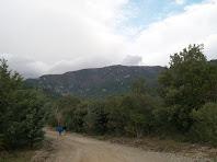 Anant en direcció al Turó de Can Plana