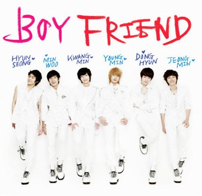 Boy Band Korea Boyfriend