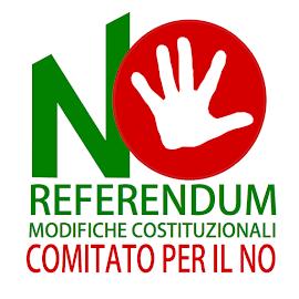 REFERENDUM riforma COSTITUZIONALE vota NO