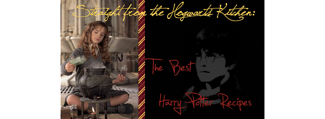 Straight from the Hogwarts Kitchen: The Best Harry Potter Recipes