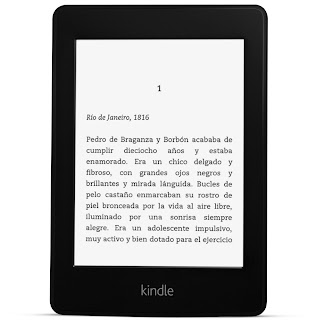 Analisis kindle paperwhite