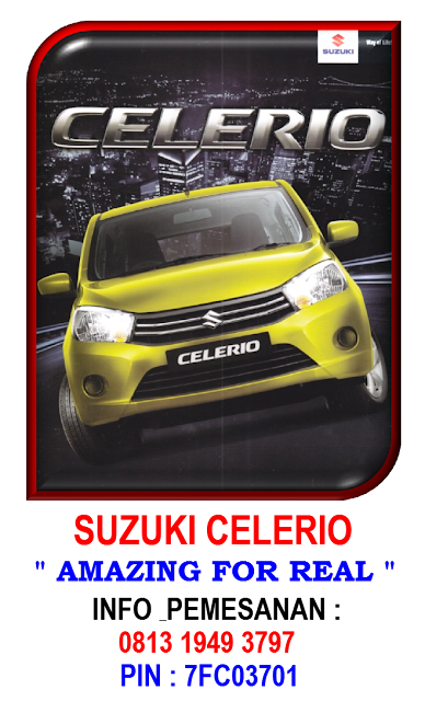 Suzuki Celerio Amazing For Real
