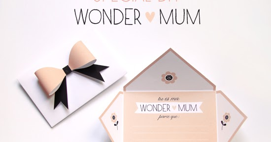 z parce que tu es ma wonder mum. Black Bedroom Furniture Sets. Home Design Ideas