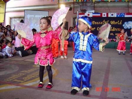 chinese costume for linggo ng wika