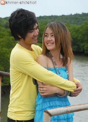 Sokun Therayu And Anny Zam Khmer Star