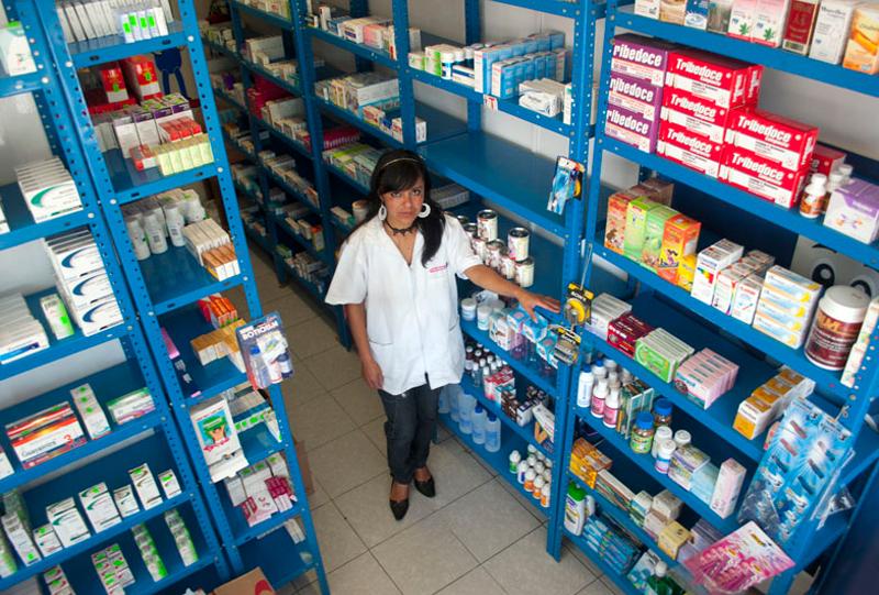 Farmacia precio