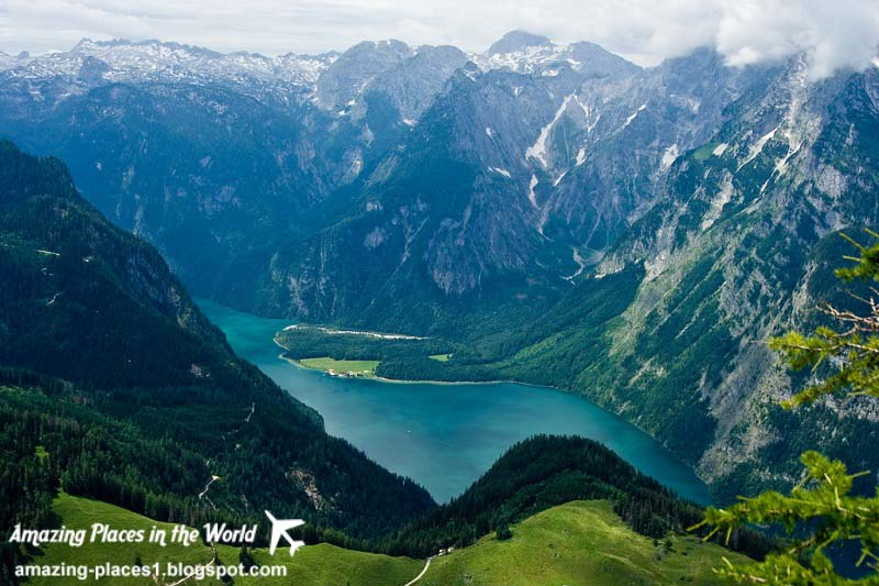 Koenigssee Lake The Most Cleanest Lake In Germany Stunning Places