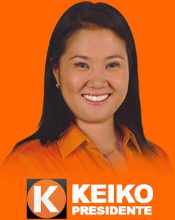 FOTOS DE KEIKO FUJIMORI