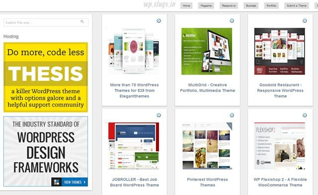 Best 10 Free Responsive Blogger Templates for 2013 Collections ...