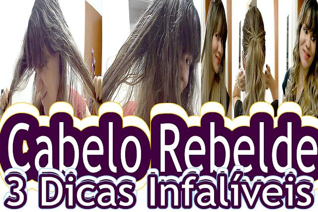 Blog Roxachic.com  CABELO REBELDE?!? E AGORA PRECISO SAIR?!? 3 Dicas Infalíveis pra Deixar o Cabelo DIVO♥