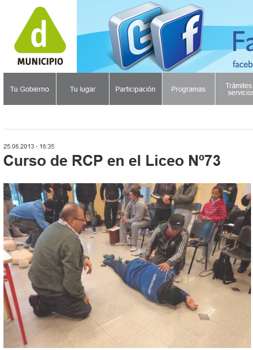 Cursos Liceo 73