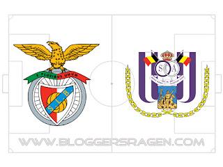 Prediksi Pertandingan Anderlecht vs Benfica