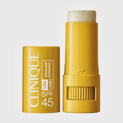 Clinique, Clinique Sun, Clinique Sun SPF 45 Targeted Protection Stick, sunblock, sunscreen, sun protection, skin, skincare, skin care