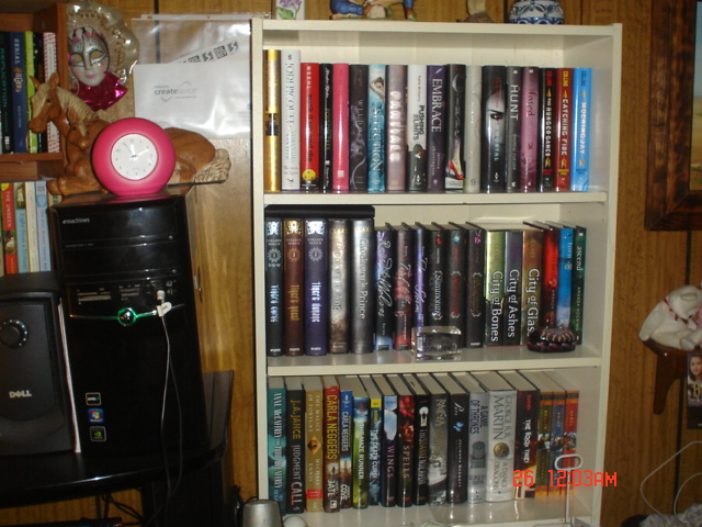 One of my Bookshelves