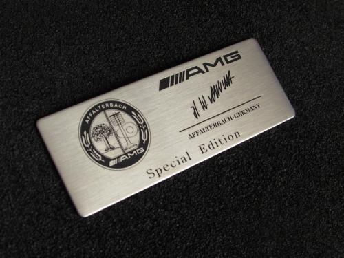 Emblem AMG special edition