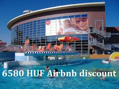 6580 HUF Airbnb Discount