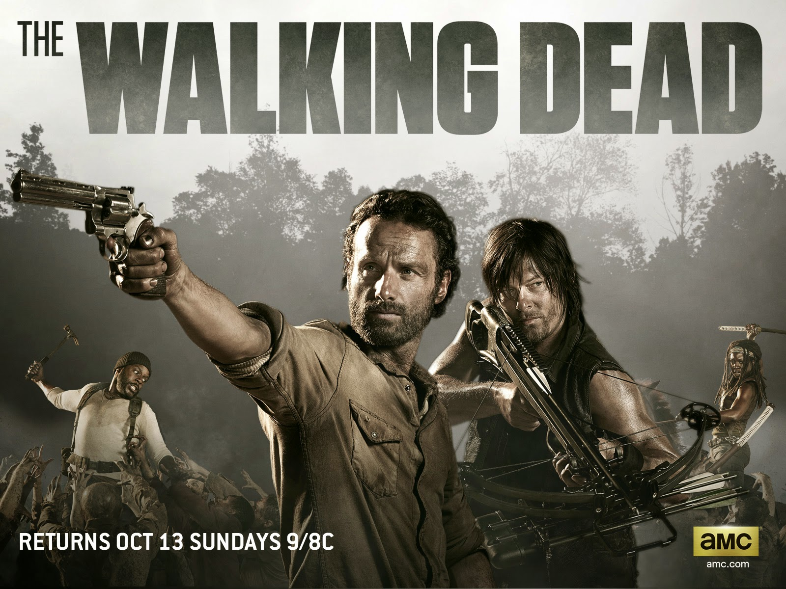 The Walking Dead Temporadas (1,2,3,4,5,6,7)  Torrent 7x01