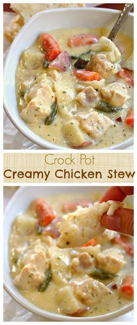 http://thecozycook.com/crock-pot-creamy-chicken-stew/