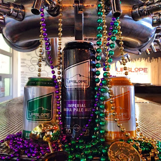 Upslope Brewing beads