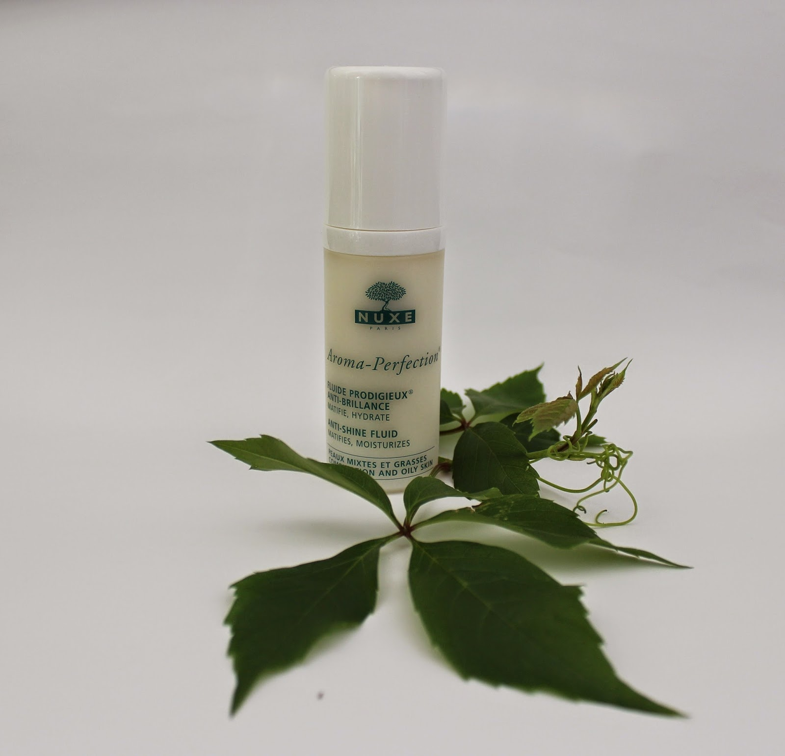 Nuxe Aroma-Perfection Anti-Shine Fluid