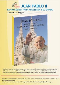 JUAN PABLO II SANTO SUBITO