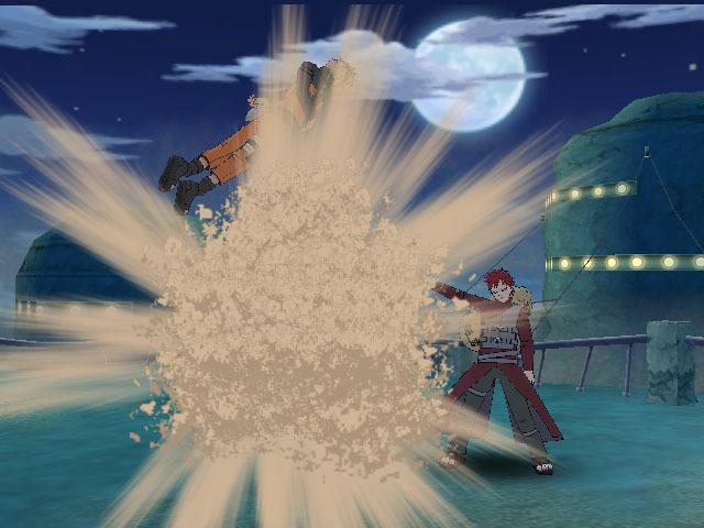 Naruto Clash Of Ninja Series : All gaming naruto shippuden clash of ninja revolution