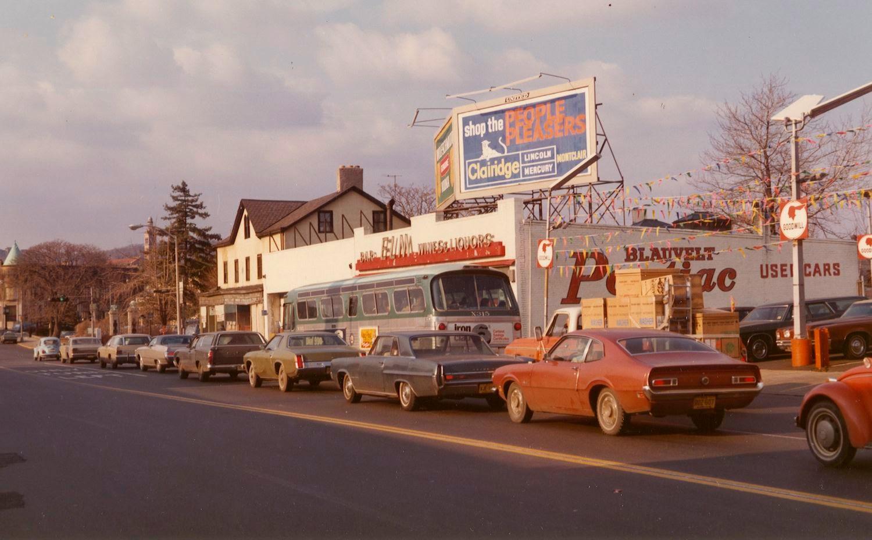 Newark N J 1970s May 2014