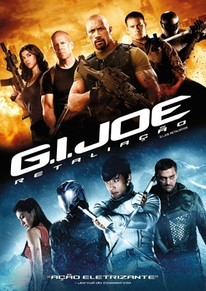 G.I. Joe - Retaliação Blu-Ray Filmes Torrent Download capa