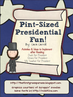 2012 presidential candidates worksheets | just b.CAUSE