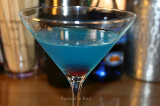 cocktail Blue Devil