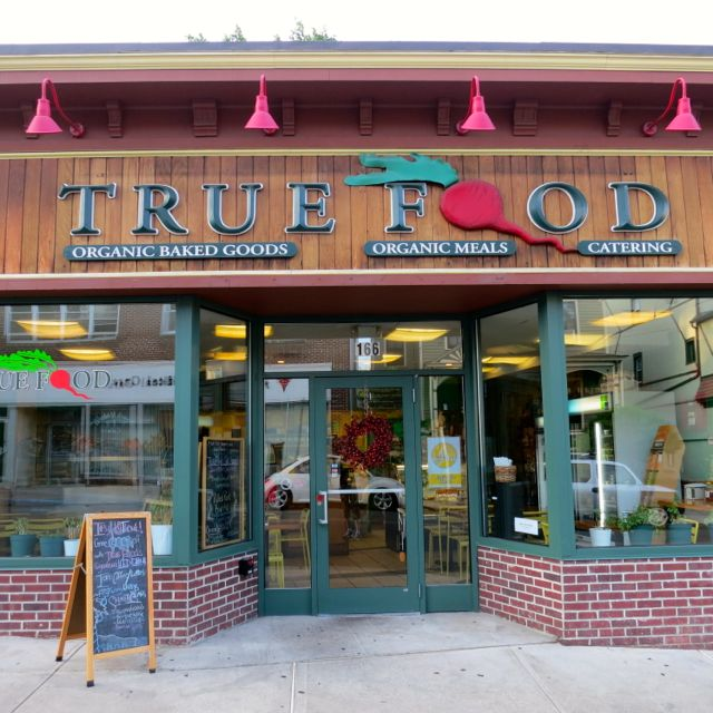 True Food S Logo States Real Good Their Mission Is To Offer Delicious Fresh Wholesome Dishes Salads Sandwiches Soups Entrees And Baked