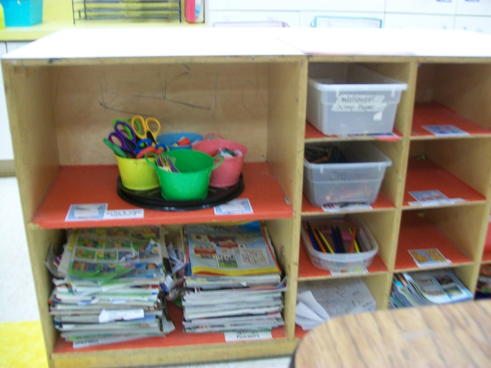 Classroom Storage Ideas Uk ~ Cozy kindergarten classroom organization ideas