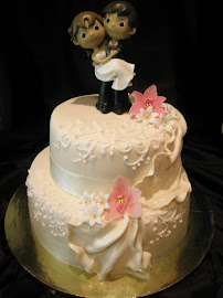 Wedding cake-az első esküvői torta