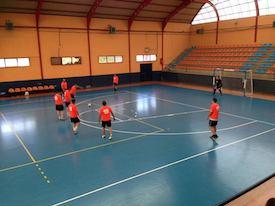 Sabor Alegre, ganador de la Liga de Veteranos de Fútbol Sala de Arenas de San Pedro