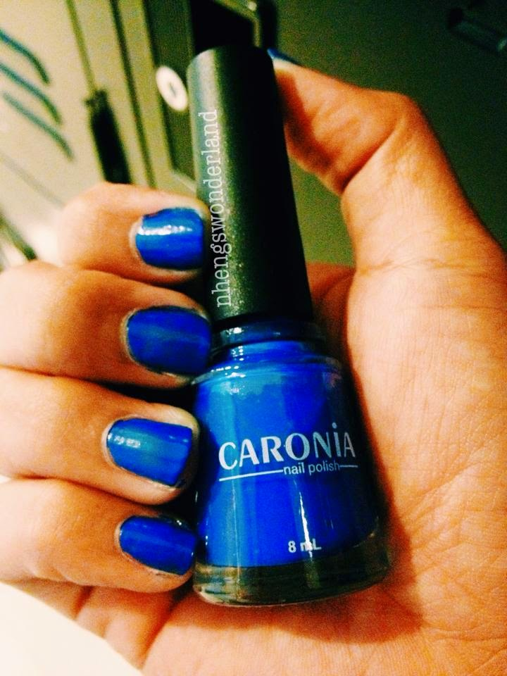 Caronia's Blue Moon Collection