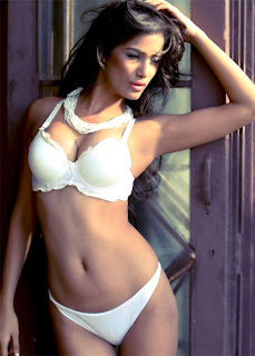 Poonam Pandey Hot Cleavage Pics and Bikini Photos