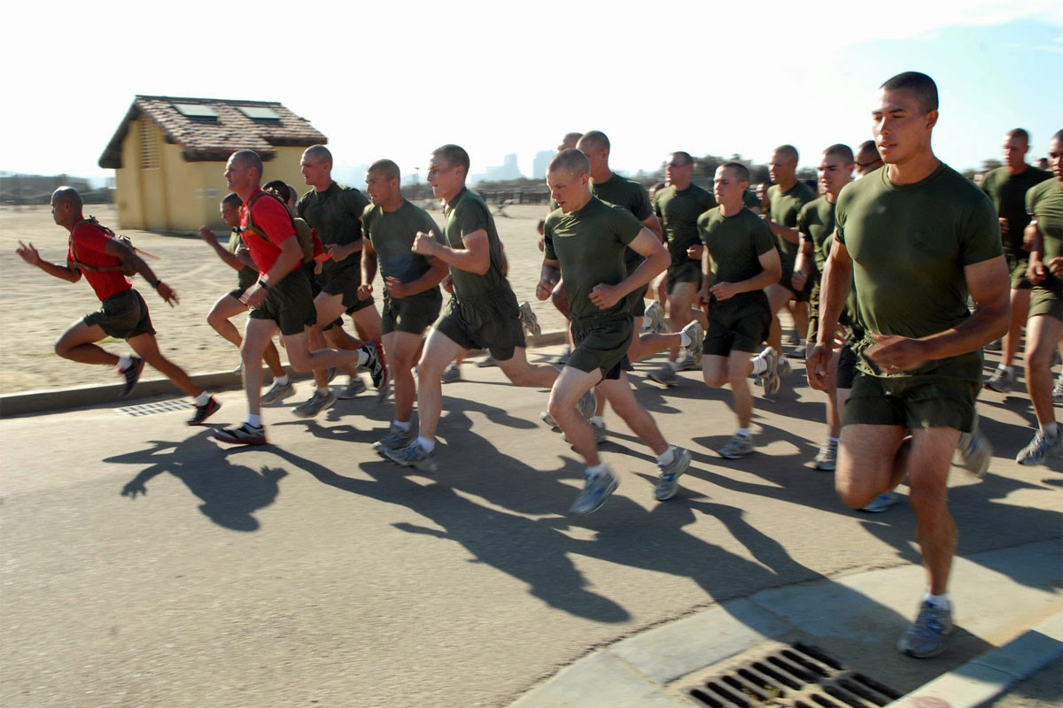 Army Regulation On Running Shoes