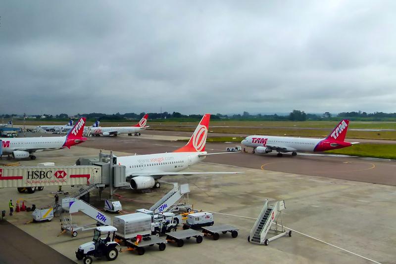 Aeroporto Afonso Pena Curitiba : Sbct news aeroporto afonso pena reabre apÓs hrs fechado
