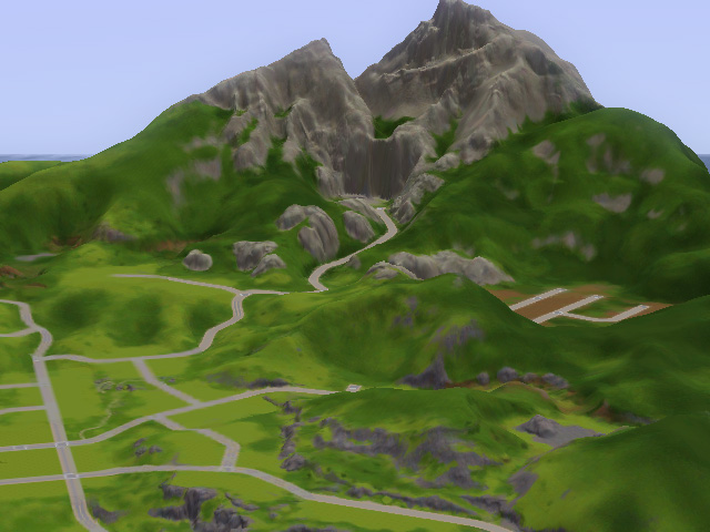 HOW TO CREATE A WORLD THE SIMS CAW TOOL GUIDE TIPTORIAL - Blank world map sims 3