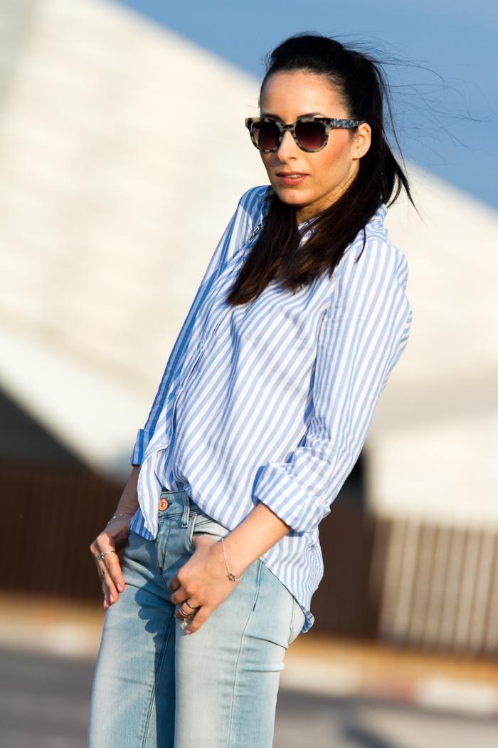 Gafas de sol Portrait con estampado en 2 colores tendencia de Prada