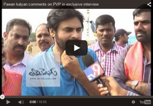 Pawan Kalyan Interview
