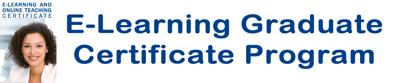 E-Learning Certificate Program