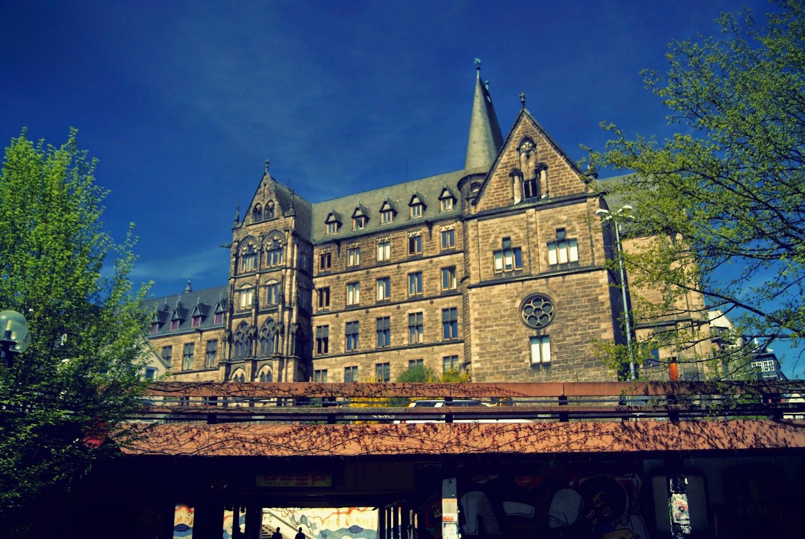 Philipps-Universität Uniwersytet Marburg Marta Deląg