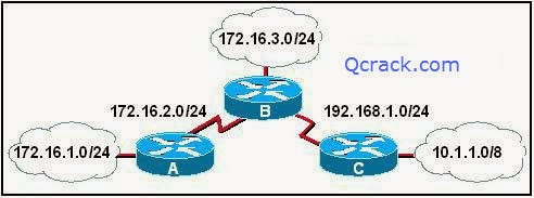 Routing protocols and concepts answers chapter 8