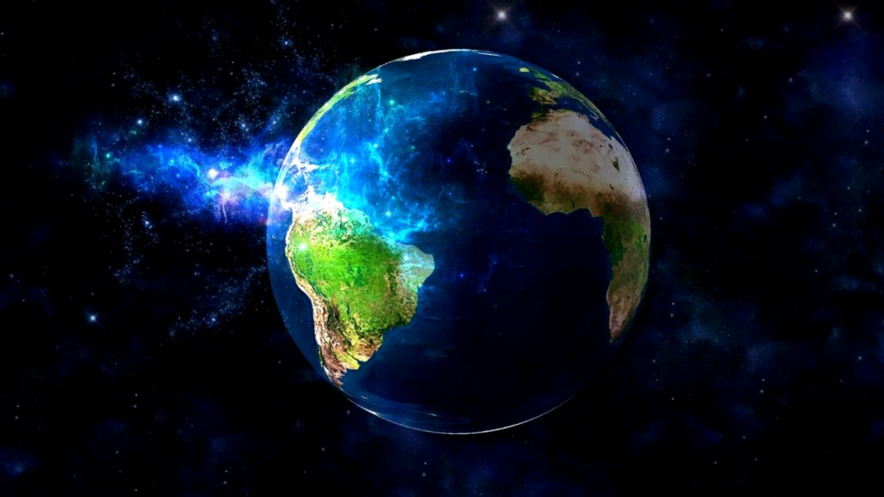 3D Planet Earth Wallpaper