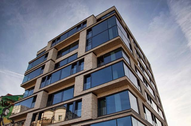 Baustelle Wohnhaus, Bernauer Straße / Schwedter Straße, 10435 Berlin, 31.10.2013