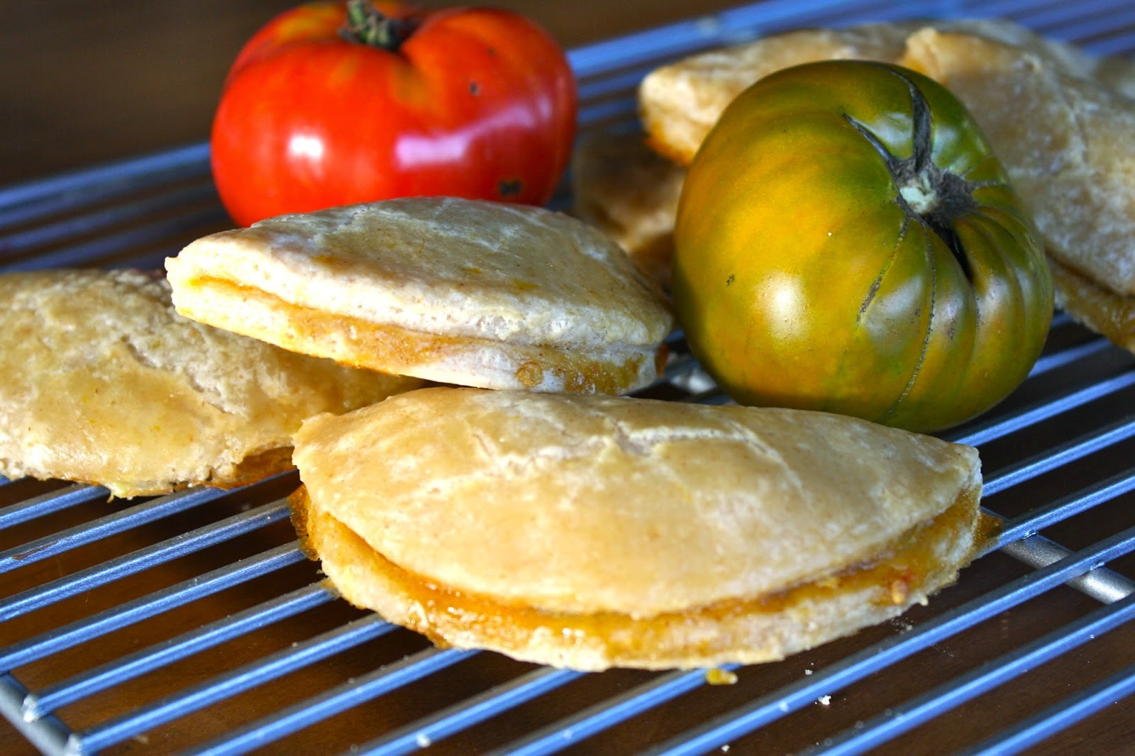 Green Tomato Hand Pie Recipe